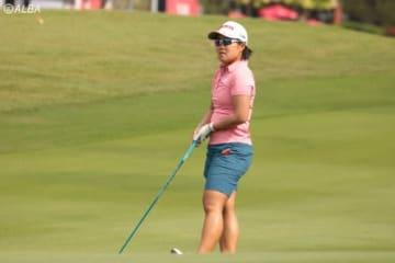 畑岡奈紗、不調のなかでどのようなゴルフを見せるか(撮影:ALBA)