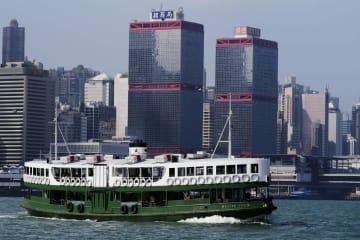 香港GDP、昨年第4四半期は前年比1·3%増