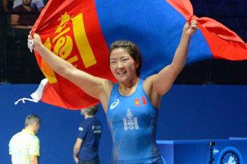 東京オリンピック出場がなくなったモンゴル女子のエース、オーコン・プレブドルジ