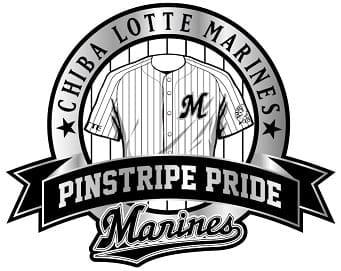「PINSTRIPE PRIDE」のロゴ