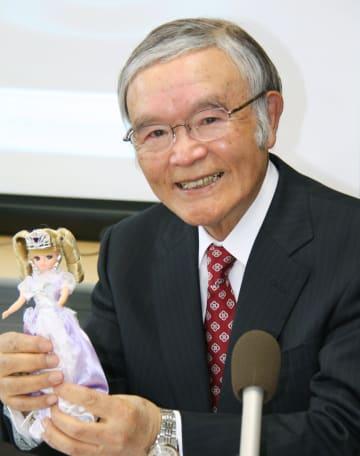 死去した玩具メーカー「タカラ」(現タカラトミー)創業者の佐藤安太氏
