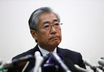JOC会長・竹田恆和氏(写真:ロイター/アフロ)