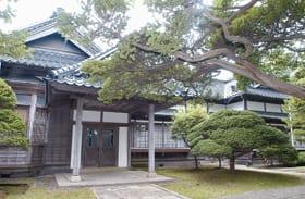 室蘭の歴史的建造物として知られる蕙山苑