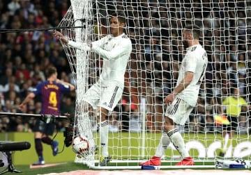 バルセロナに敗れたレアル photo/Getty Images