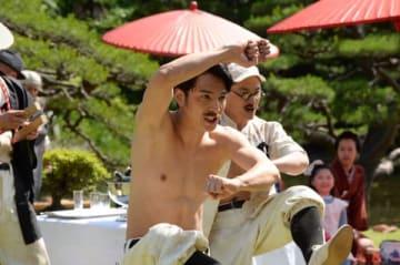大河ドラマ「いだてん~東京オリムピック噺(ばなし)~」で三島弥彦を演じている生田斗真さん