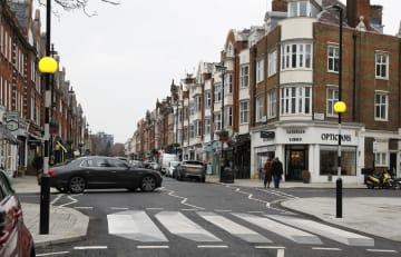 英ロンドンに3D横断歩道がお目見え