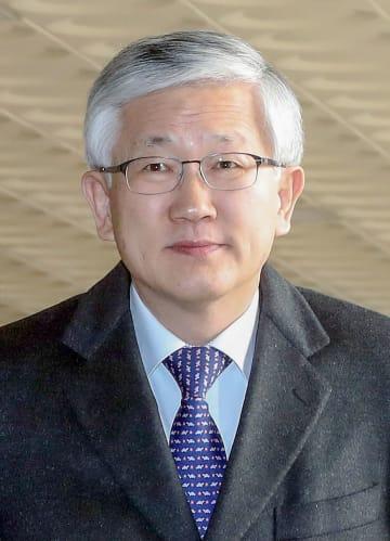 韓国の駐日大使に内定した南官杓氏(聯合=共同)