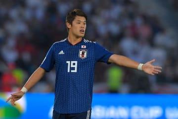 アジアカップに出場していた酒井 photo/Getty Images