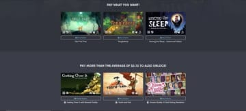 「Humble Indie Bundle 20」開催―『The First Tree』、壺おじ『Getting Over It』など話題作を収録