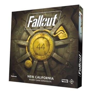 日本語版『フォールアウト ボードゲーム:ニュー・カリフォルニア』発表!近日受注開始