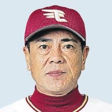[まきし・やすなが]沖縄県出身。沖縄高出。東芝から87年にドラフト3位で近鉄に入団。94年に現役引退。通算成績は打率2割7厘、14本塁打、53打点。95年から近鉄、オリックス、日本ハムで1軍守備走塁コーチなどを経て、16年に東北楽天の1軍内野守備走塁コーチに就任。19年に1軍ヘッドコーチ。58歳。背番号74。