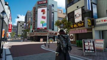 『FFXV エピソード・アーデン』最新スクショが公開―神室町っぽい街から1kmも離れていない…