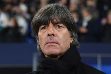 ドイツ代表を指揮するレーヴ photo/Getty Images
