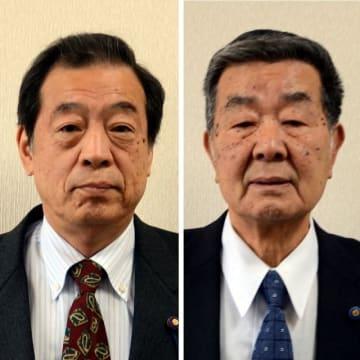 安東哲矢氏(左)と山本泰正氏