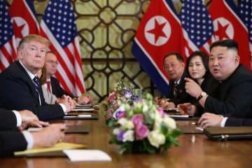 第2回 米朝首脳会談 米朝 トランプ 金正恩 北朝鮮 アメリカ ポンペオ国務長官