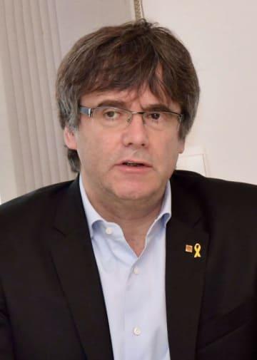 スペイン・カタルーニャ自治州のプチデモン前州首相