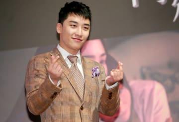 BIGBANGのV.Iことイ・スンヒョン - 昨年2月の映画イベントにて - VCG / VCG via Getty Images