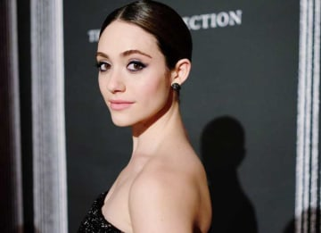 NEW YORK, NY - MARCH 10: Actress Emmy Rossum attends The Frick Collection Young Fellows Ball 2016 at The Frick Collection on March 10, 2016 in New York City. (Photo by Nicholas Hunt/Getty Images)