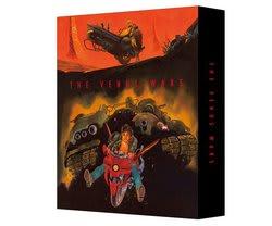 『ヴイナス戦記』がBlu-ray化。収納BOXは安彦良和描き下ろし