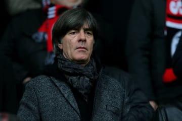 ドイツ代表の指揮官を務めるレーヴ監督 photo/Getty Images