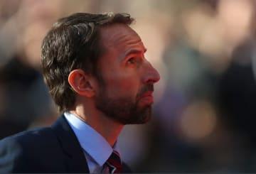 EURO予選に臨むイングランド代表のサウスゲイト監督 photo/Getty Images