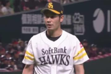 圧巻の投球を披露したソフトバンク・武田翔太【画像:(C)PLM】
