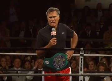 Mitt Romney for Charity Vision