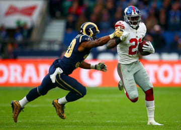 Landon Collins Intercepts Case Keenum Twice in Giants' 17-10 Win vs Rams