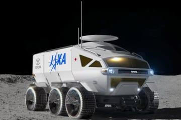 JAXAとトヨタ、国際宇宙探査ミッションへの挑戦に合意