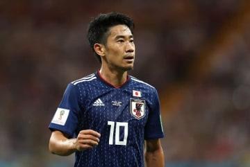 ロシアW杯以来の日本代表復帰が決まった香川 photo/Getty Images