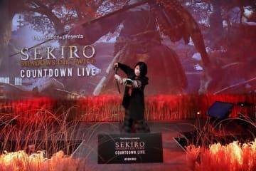 『SEKIRO: SHADOWS DIE TWICE』発売直前イベントレポート─爽快アクション「忍殺」を多くの来場者が体験!