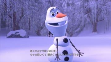 『キングダム ハーツIII』「オラフ」の日本語吹き替え声優の交代を発表―アップデートで対応へ