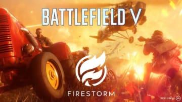 『バトルフィールドV』バトロワ「ファイアストーム」トレイラーを初公開―3月25日開戦!