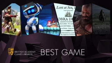 2019年英国アカデミー賞ゲーム部門のノミネート作品が発表!