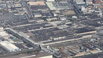 三菱自動車水島製作所