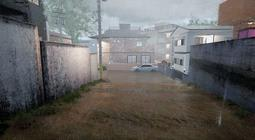 土砂災害VRのイメージ