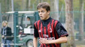 息子のダニエル・マルディーニがイタリアU-18代表選出 写真提供:GettyImages