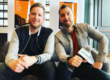 SXSW 2019 VIDEO EXCLUSIVE: Lance Bass & Aaron Kunkel On NSYNC, 'The Boy Band Con' & Lou Pearlman