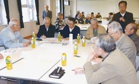町内会の役割や関わりについてGWで議論する参加者たち
