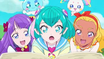 「『スター☆トゥインクルプリキュア』第7話先行カット」(C)ABC-A・東映アニメーション