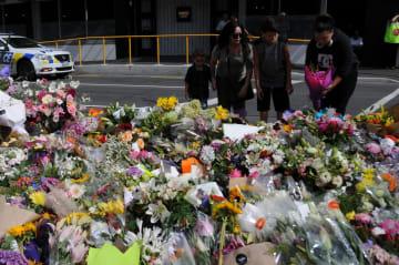 NZクライストチャーチ、銃乱射事件犠牲者を哀悼