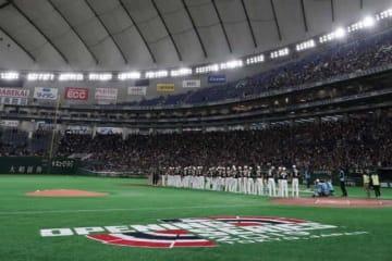日本ハム・金子弌大がアスレチックス相手に7奪三振の好投を見せる【写真:Getty Images】