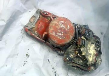 墜落したエチオピア航空機のブラックボックス(BEA提供・AP=共同)