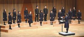 爽やかなハーモニーを届けた室蘭栄高校合唱部の第7回定期演奏会