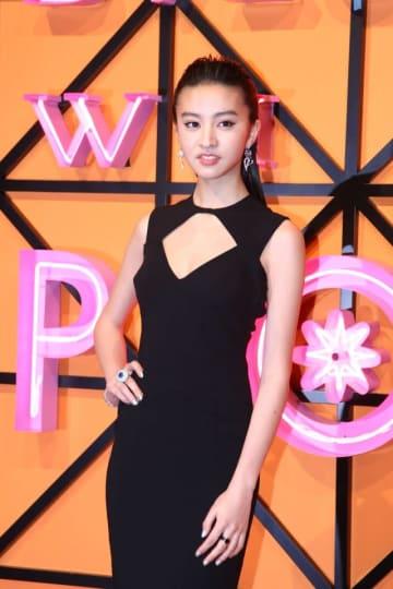台湾のイベントに出席したKoki, - TPG / Getty Images