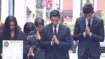 「どこかで覚悟していた」内田裕也さんの訃報はロンドンで 本木雅弘さんがコメント