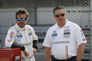 フェルナンド・アロンソがオーストラリア最大のレースに参戦か。マクラーレンCEOが示唆