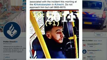 オランダでテロか...発砲で3人死亡 トルコ出身の男が逃走