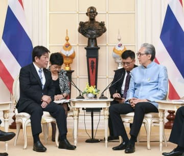 Thailand delays application to join trans-Pacific FTA