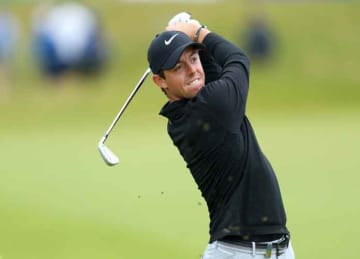 Rory_McIlroy falls behind at Irish Open